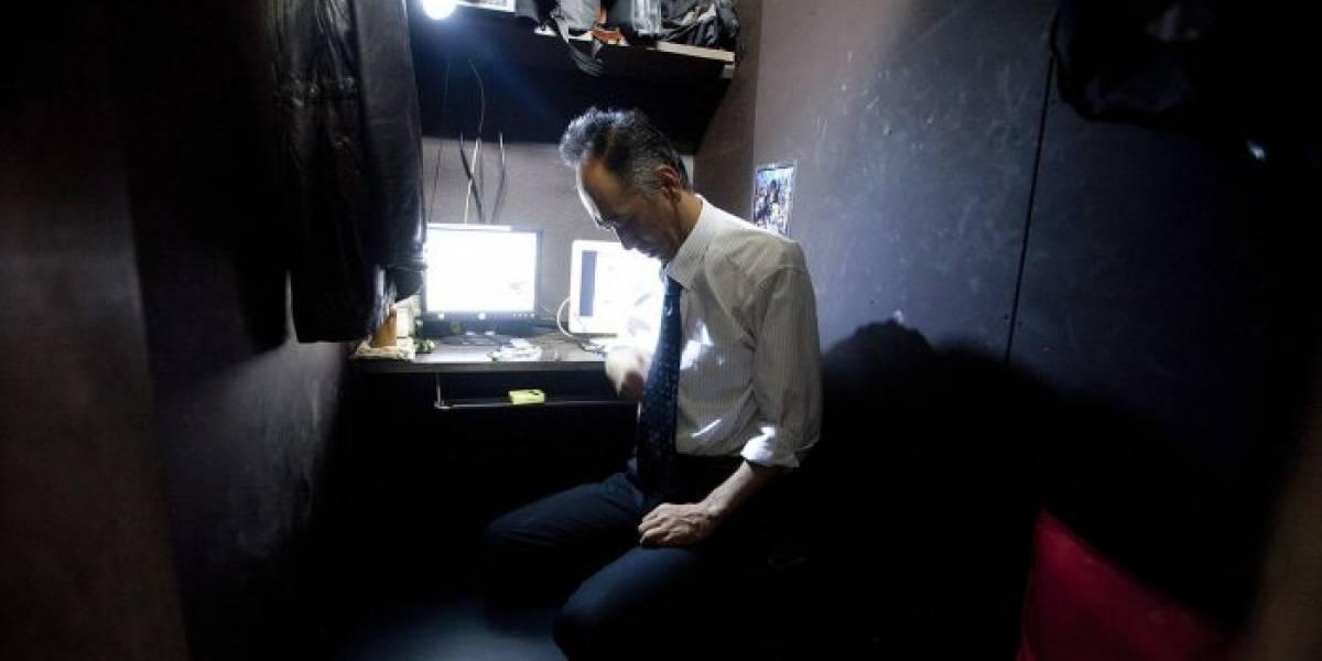 Alrededor de 4000 japoneses viven en cibercafés de Tokio