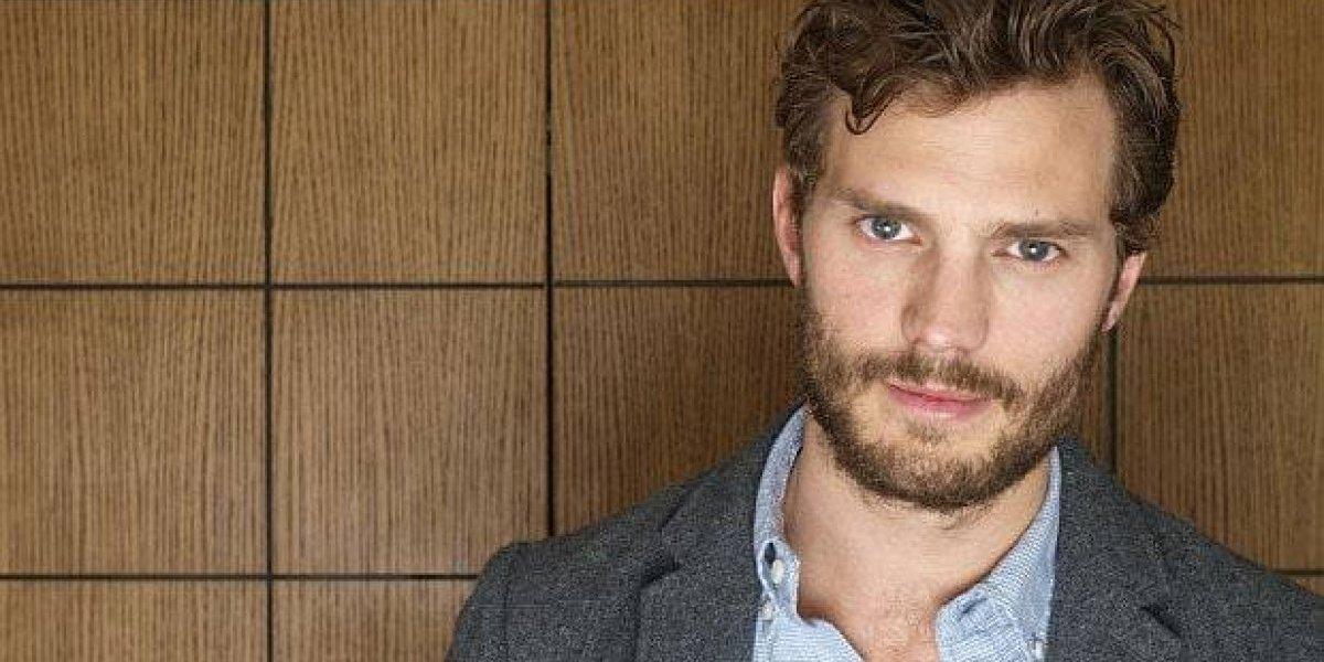 """Secreto de Jamie Dornan para """"cubrir"""" sus atributos en 50 Sombras de Grey"""
