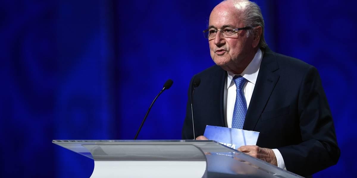 Blatter diz que separar potenciais finalistas da Copa em sorteio era 'normal'