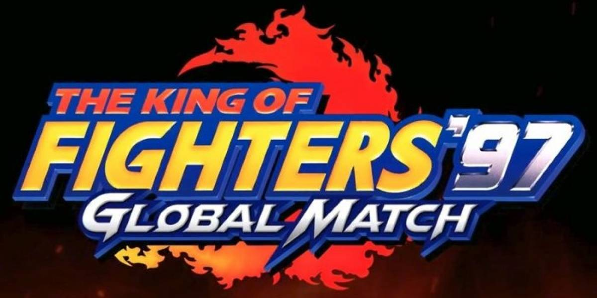 SNK anuncia The King of Fighters '97 Global Match
