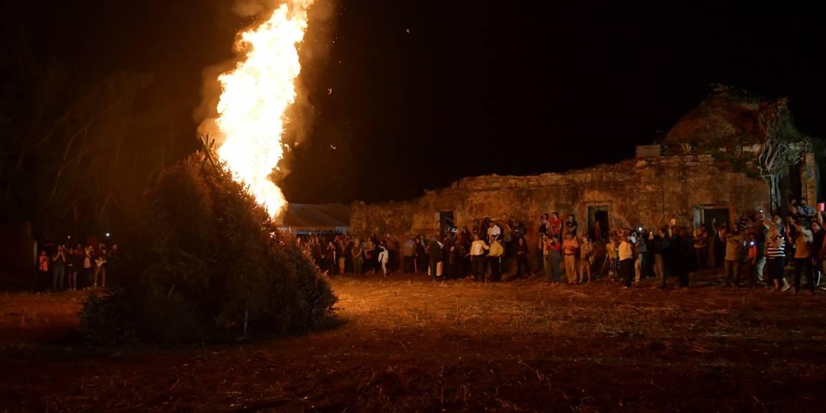 Celebran La Candelaria en Ermita de Toa Baja