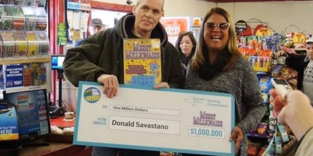 ¡Mala suerte!, ganó millonaria lotería y falleció a las tres semanas