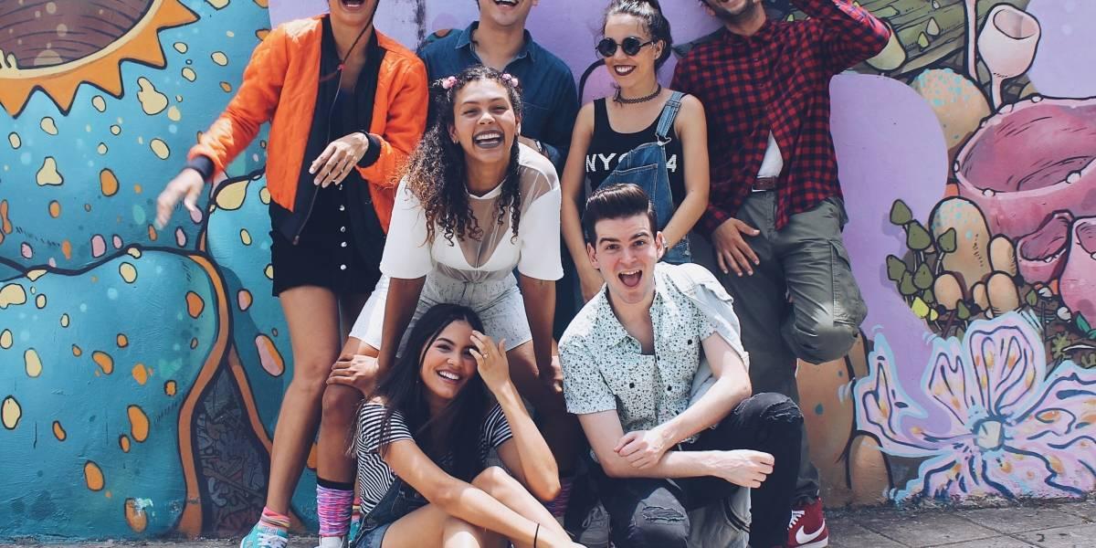 Nace colectivo de jóvenes actores Escena 7