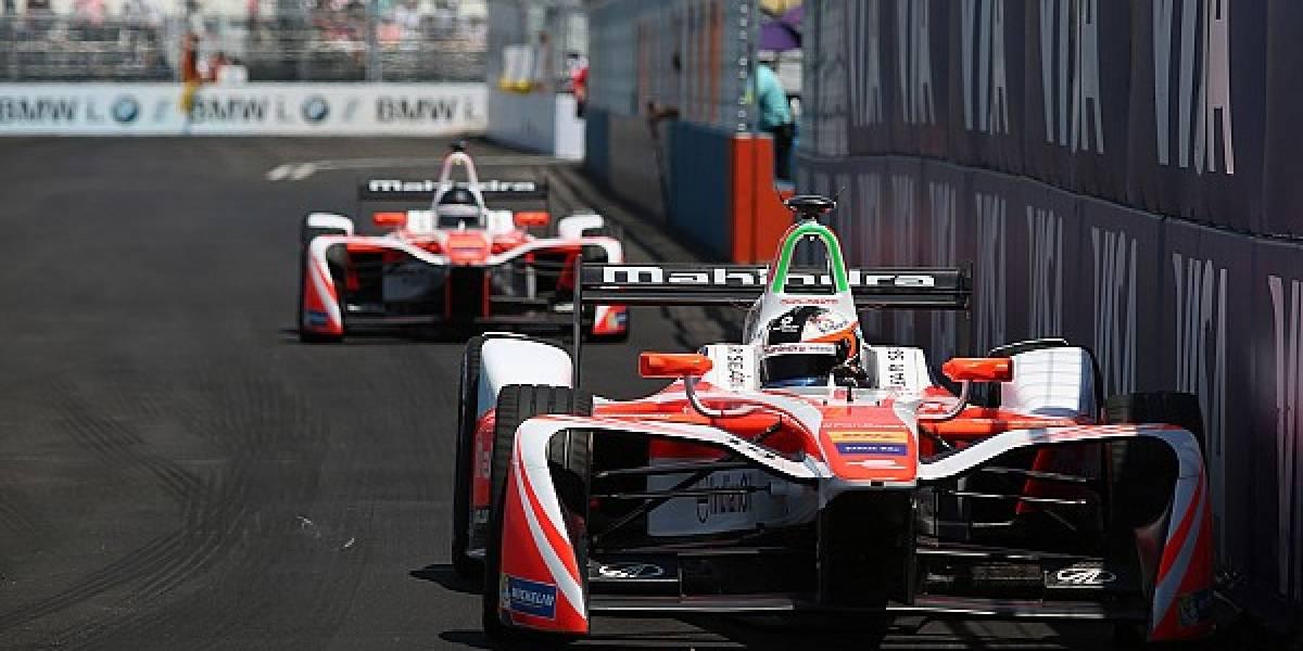 Mahindra llega enfocado en mantener la punta de la Fórmula E