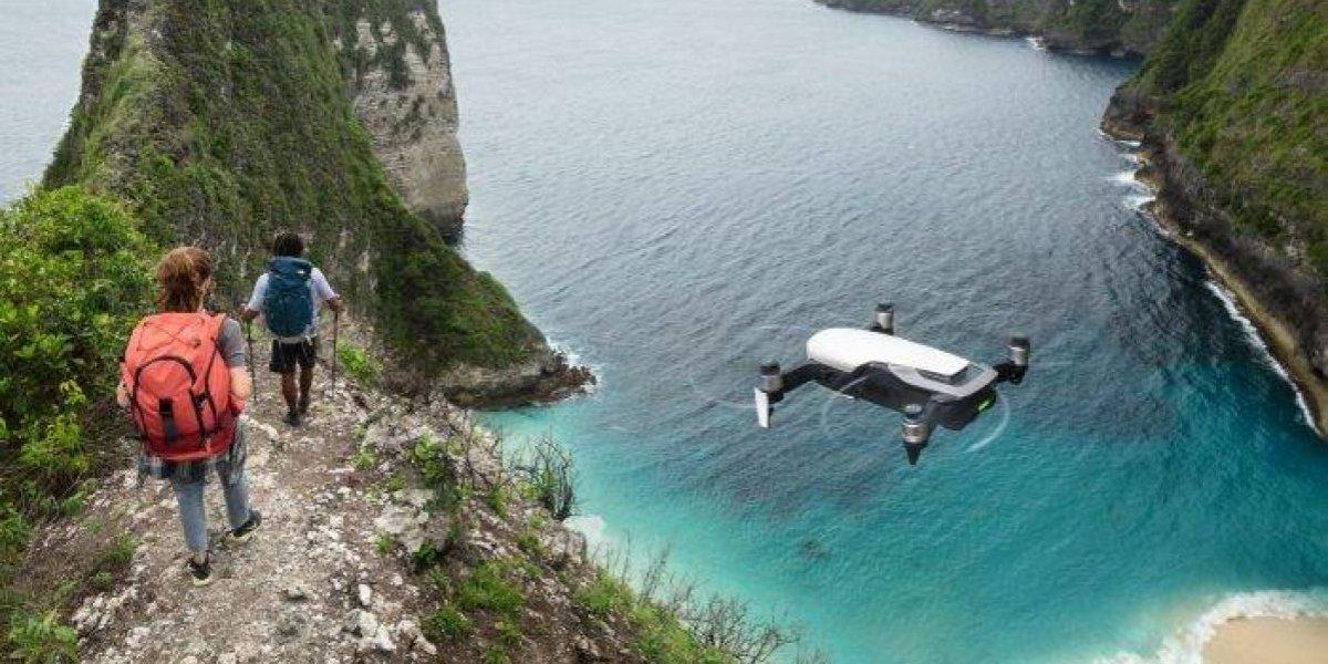 DJI presentó en México su nuevo dron Mavic Air: conócelo