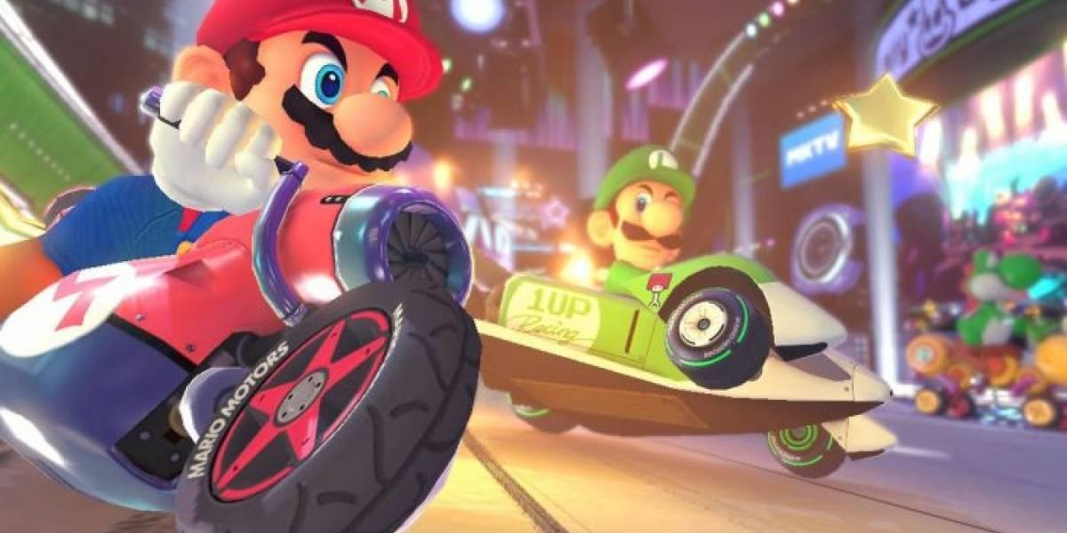 Mario Kart llegará a móviles con Mario Kart Tour