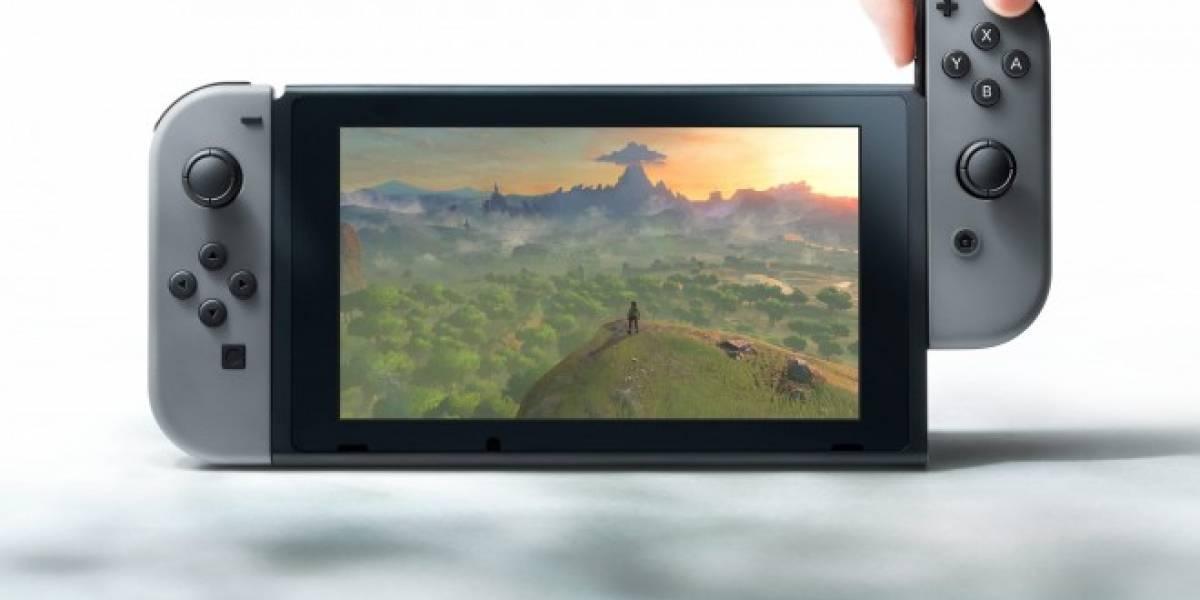 Ya se han vendido 14.8 millones de Nintendo Switch
