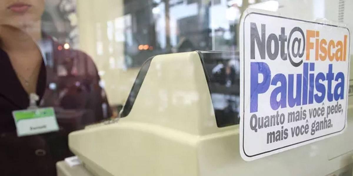 Poupatempo muda regra para saque de créditos da Nota Fiscal Paulista