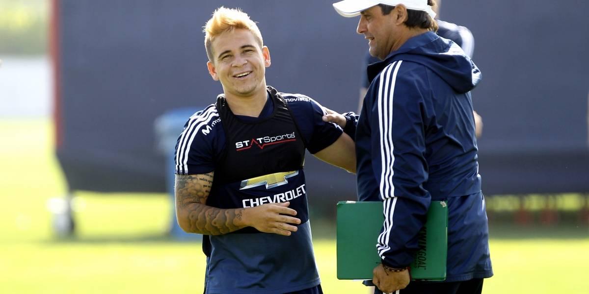 """Hoyos se cuadra con Soteldo por su sobrepeso: """"A cualquiera que me toquen de mi equipo lo voy a defender públicamente"""""""