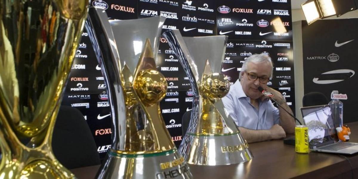 Corinthians anuncia novo patrocinador