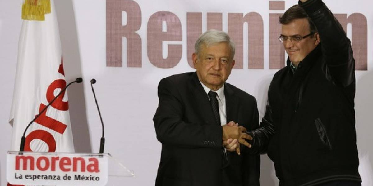 #Política Confidencial: Marcelo Ebrard reaparece