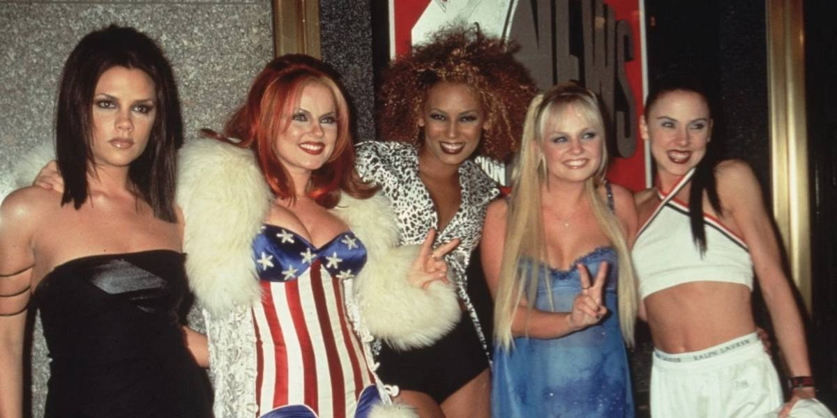 Victoria Beckham se reúne con el resto de las Spice Girls