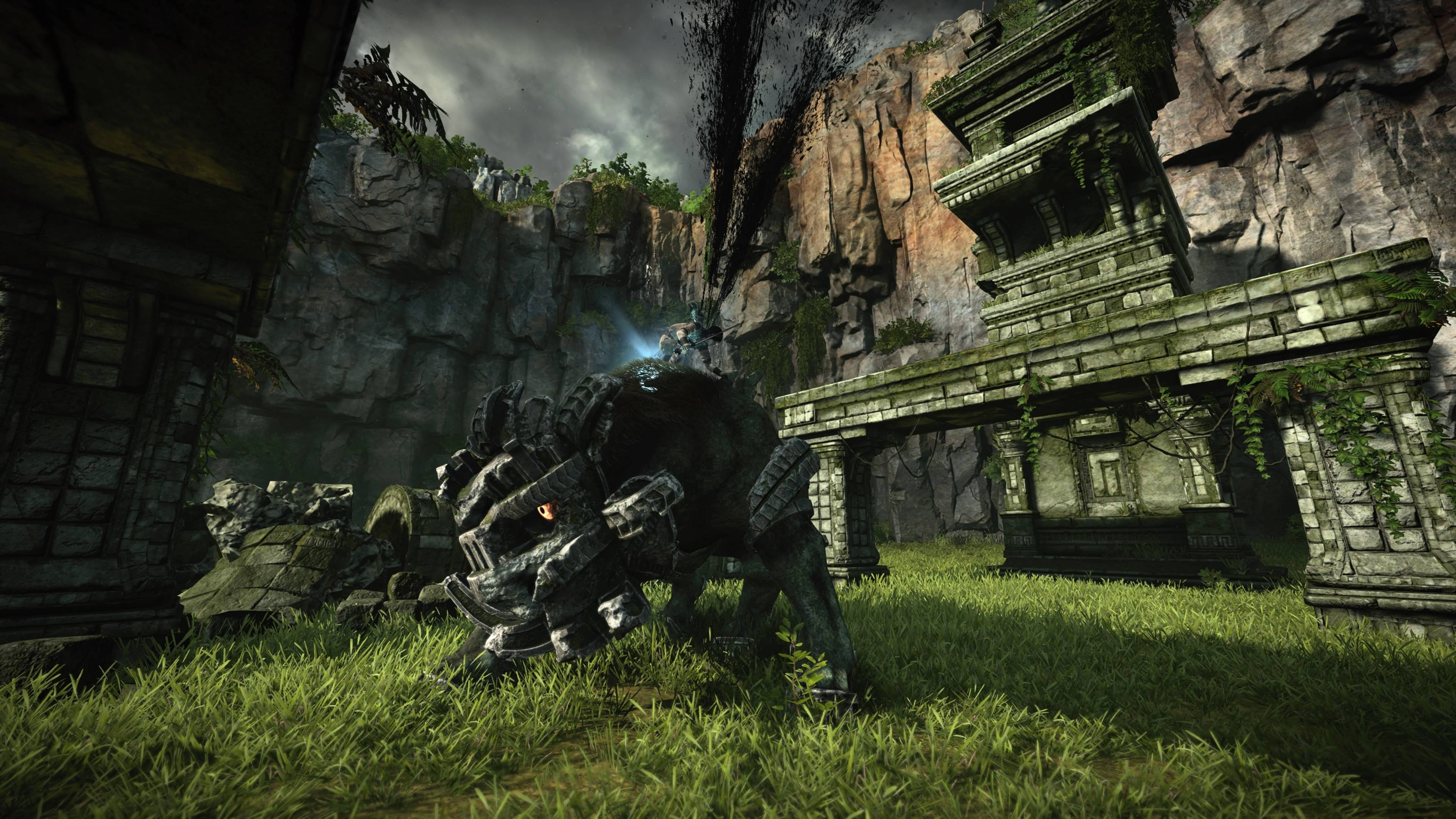 Shadow Of The Colossus Para Ps4 Es Un Remake Perfecto Fw Labs