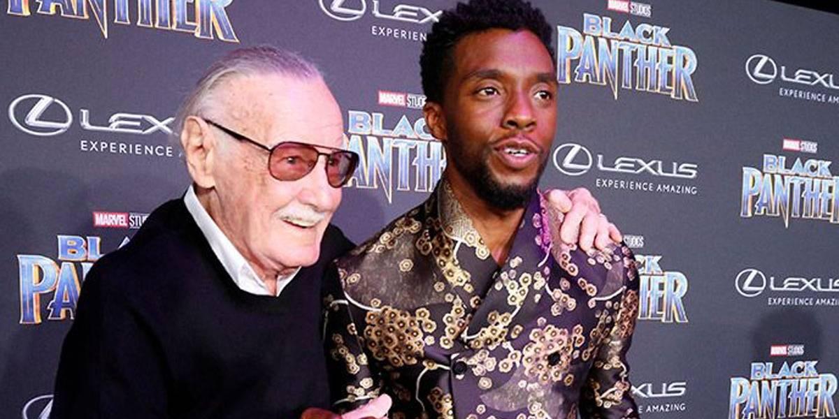 Stan Lee recebe alta de hospital em Los Angeles: Me sinto bem