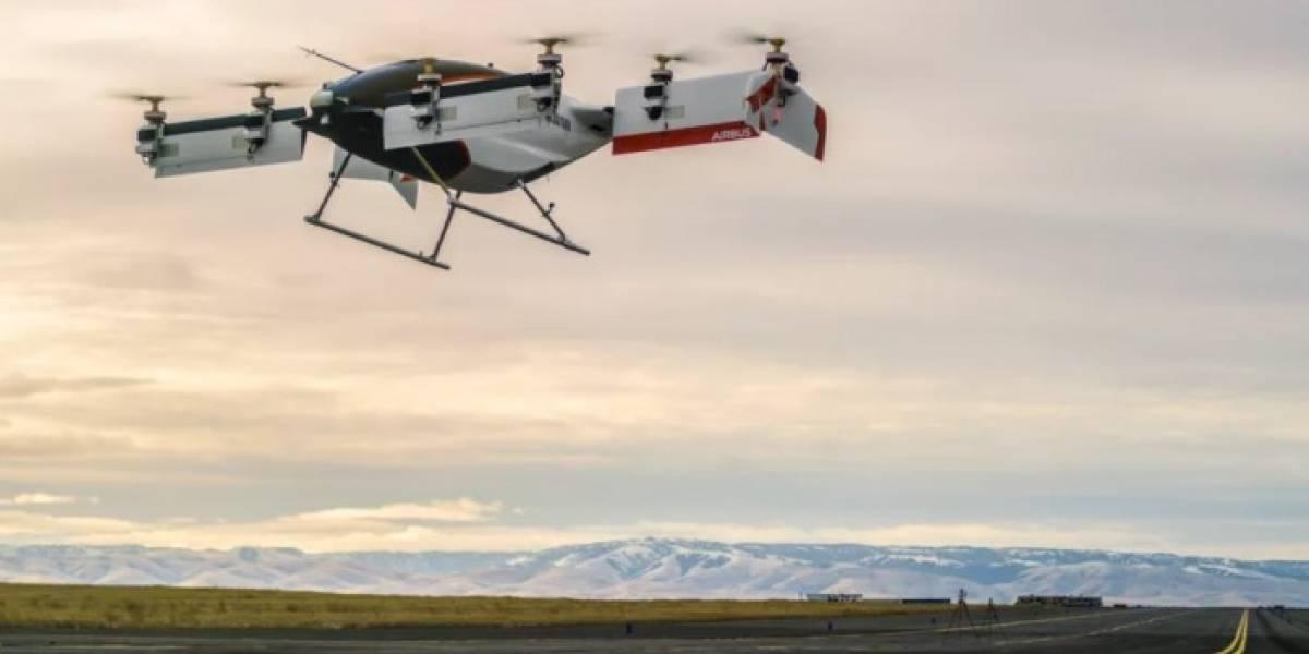 Prueban con éxito un taxi aéreo y autónomo en Oregón