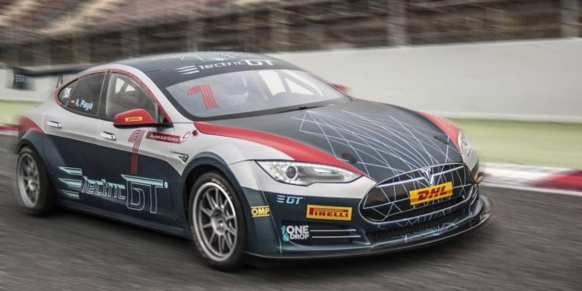 La FIA aprueba nuevo campeonato de carreras exclusivo de autos Tesla