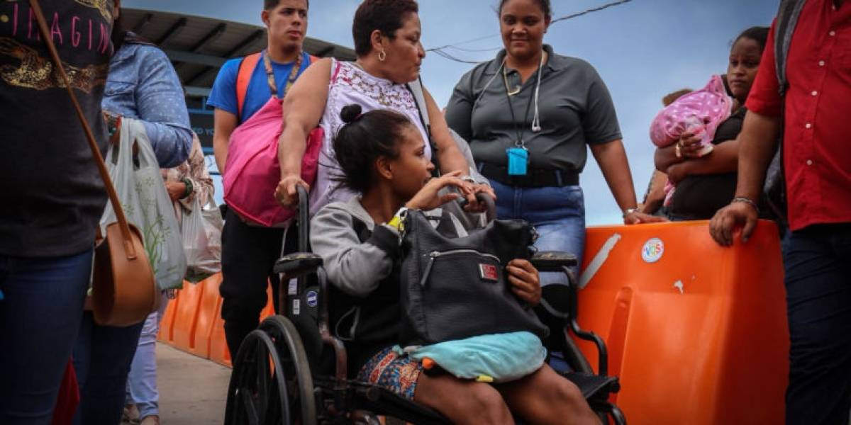 Preocupa transporte por mar de pacientes críticos de las islas municipio