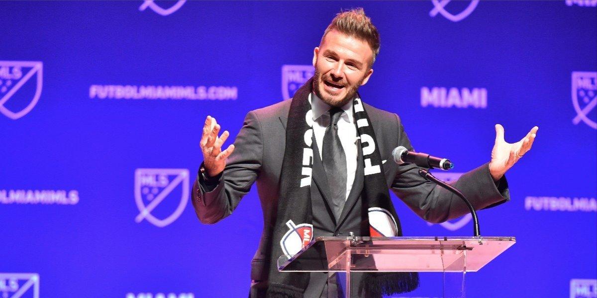 Construcción del estadio de Beckham causa malestar en residentes de Miami