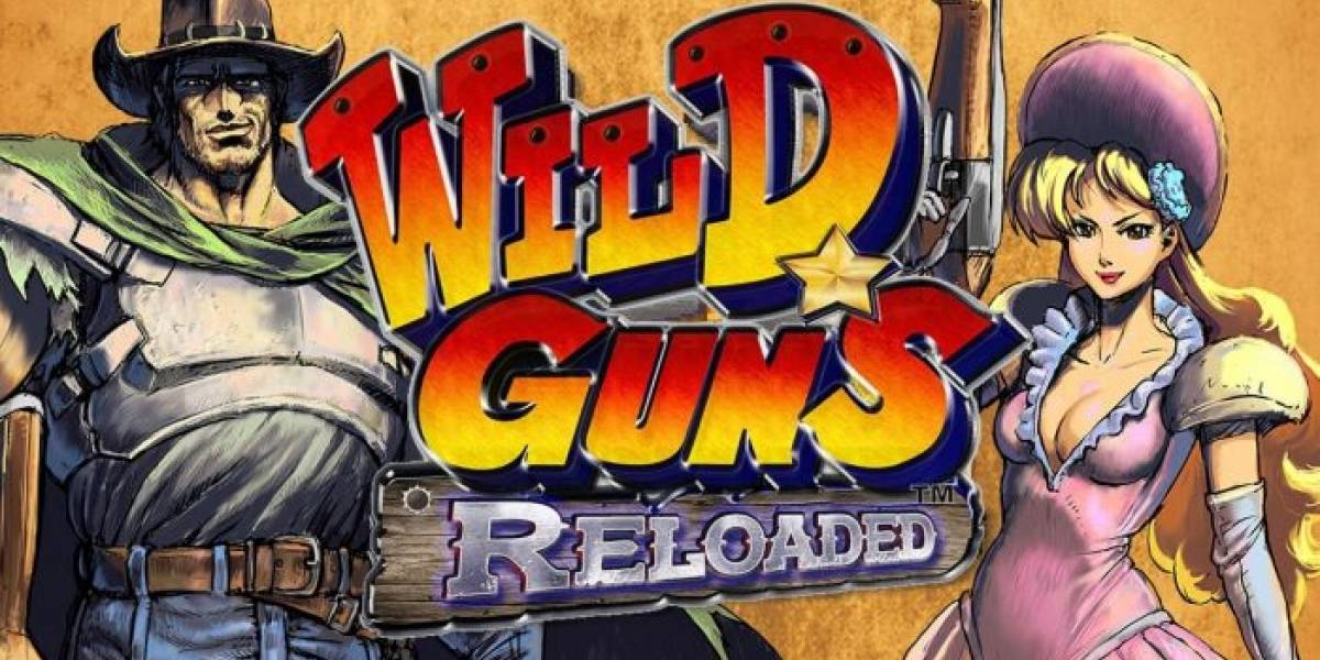 Wild Guns Reloaded también se lanzará en Nintendo Switch