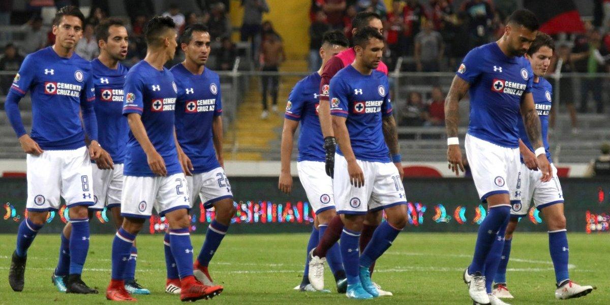 Atlas le quita el invicto a Cruz Azul al conquistar su primer triunfo del torneo