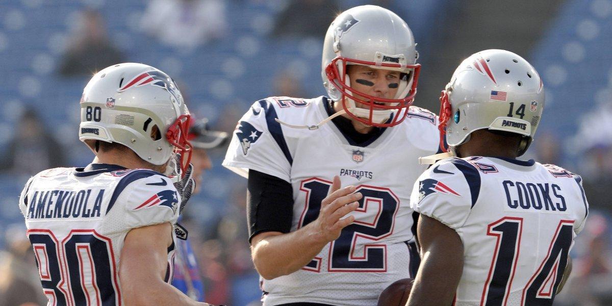 Cómo comparan los Eagles y los Patriots en cada renglón