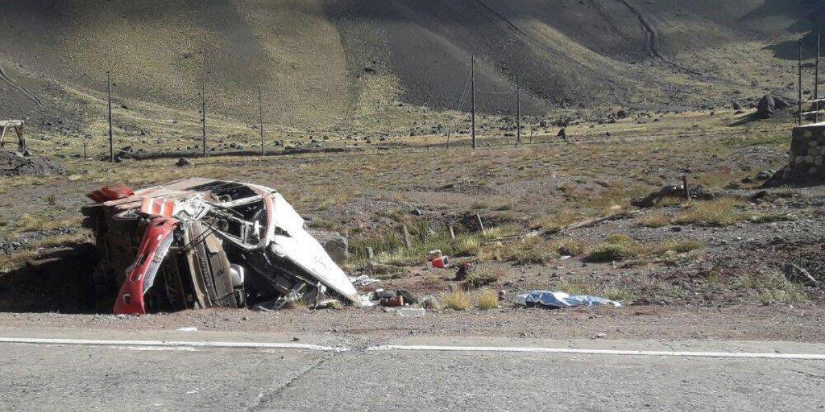 Familiares de la tragedia en Argentina denuncian extravío de dos millones de pesos que se encontraban en el bus