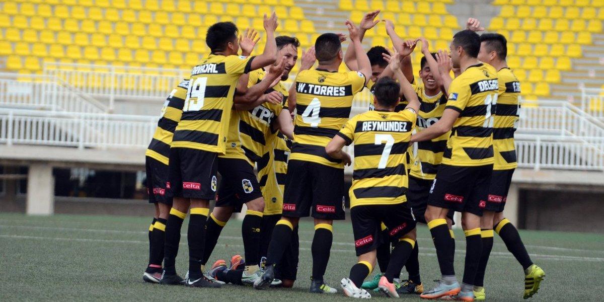 Rangers y Coquimbo Unido parten con el pide derecho en la lucha por el ascenso a Primera