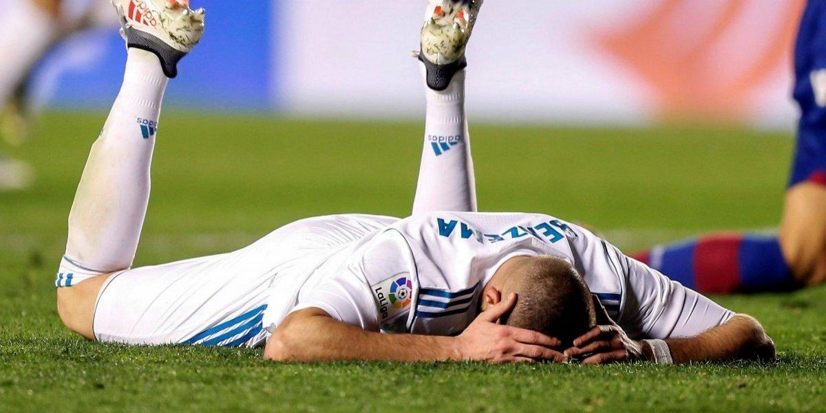 ¡Nada que Levante! Real Madrid sigue en crisis (2-2)