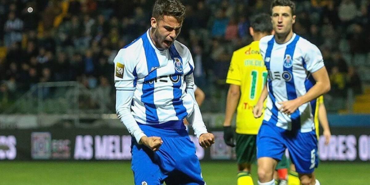 VIDEO: Diego Reyes también anota en victoria del Porto
