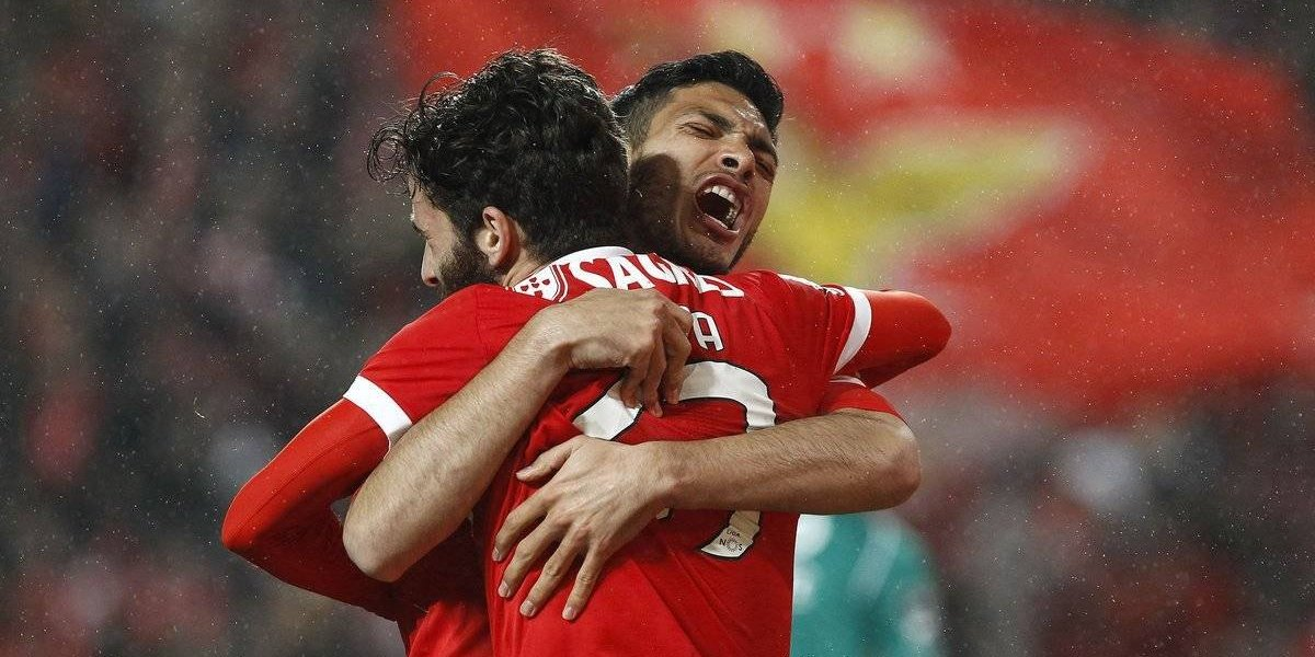 Jiménez vuela con Benfica y vapulean a Río Ave