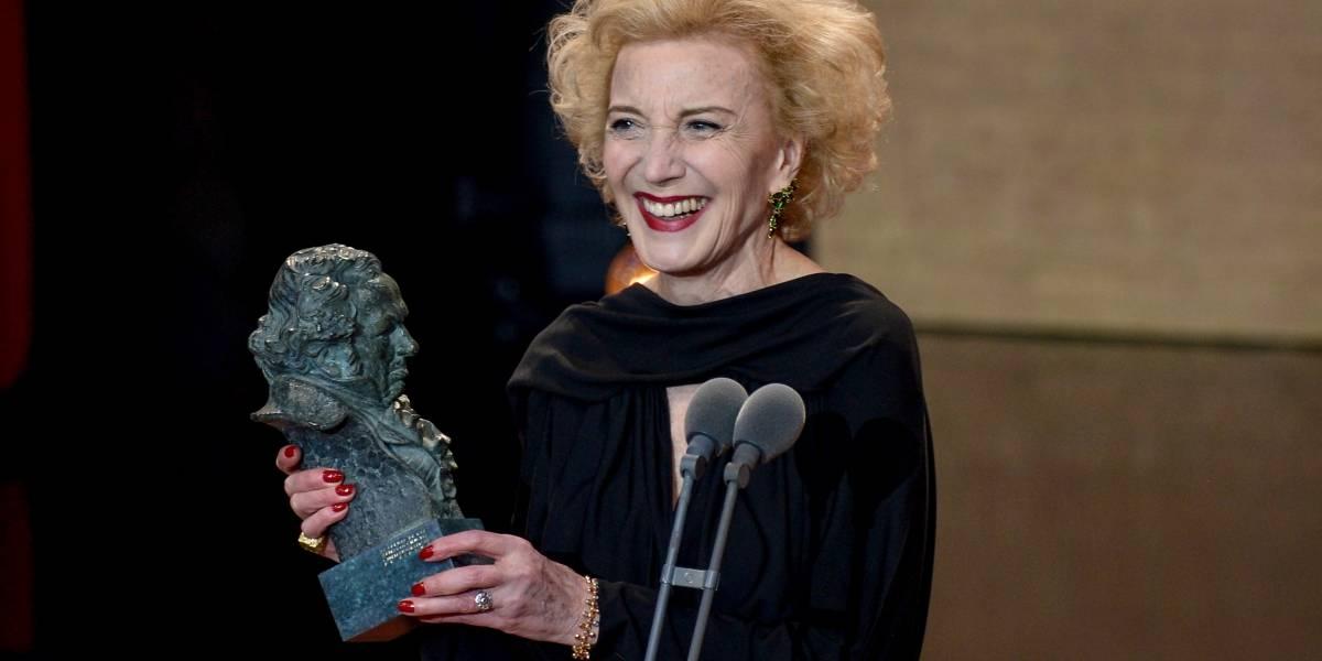 Feminismo abandera la entrega de Premios Goya