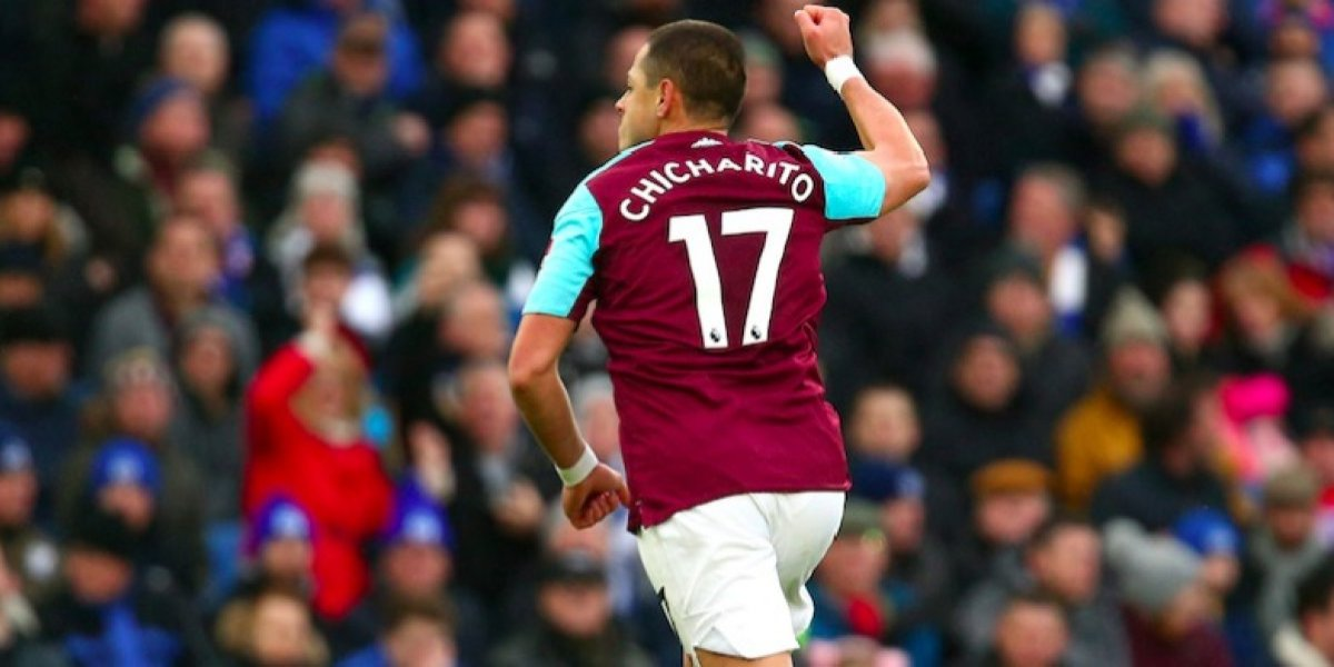 VIDEO: 'Chicharito' marca golazo en derrota del West Ham