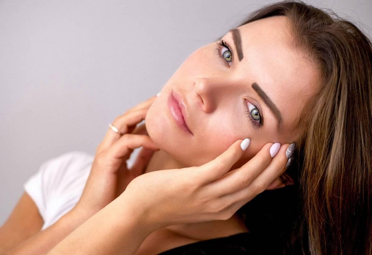 Maquiagem pele