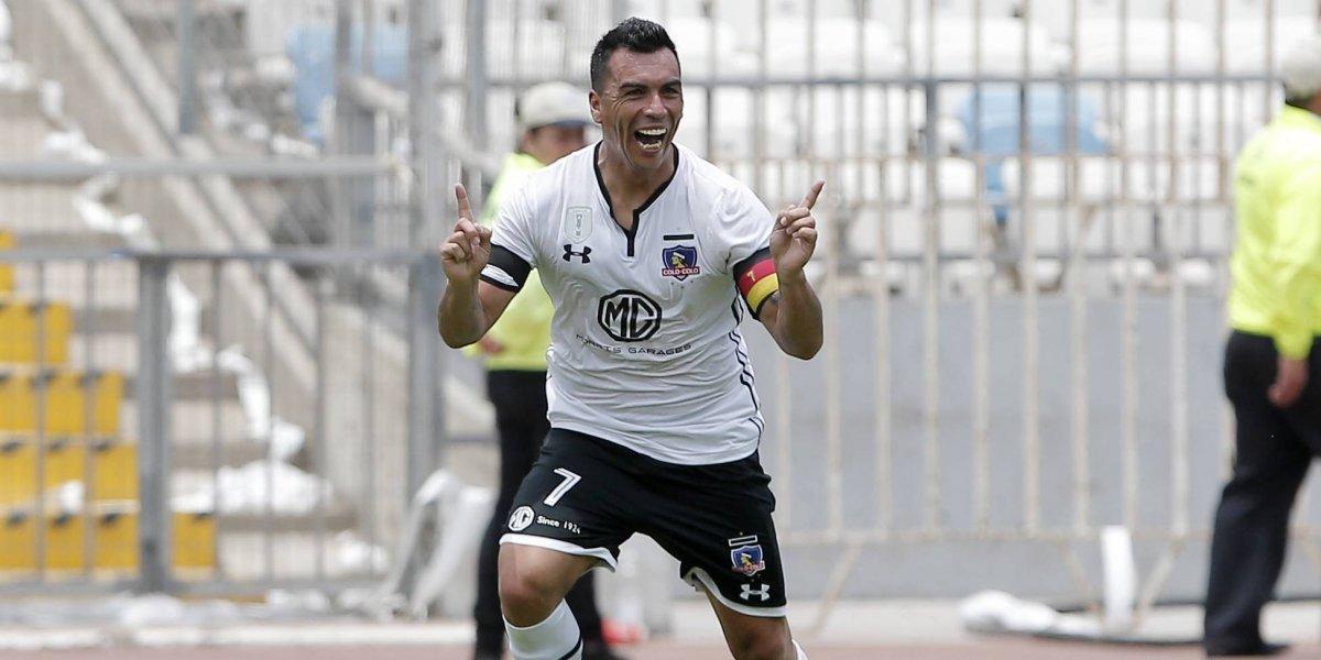 """Esteban Paredes más vigente que nunca: """"Me han querido retirar, pero sé lo que puedo dar"""""""