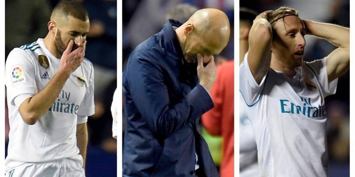 La mala racha no acaba para el Real Madrid, ahora un colero le amarga la fiesta