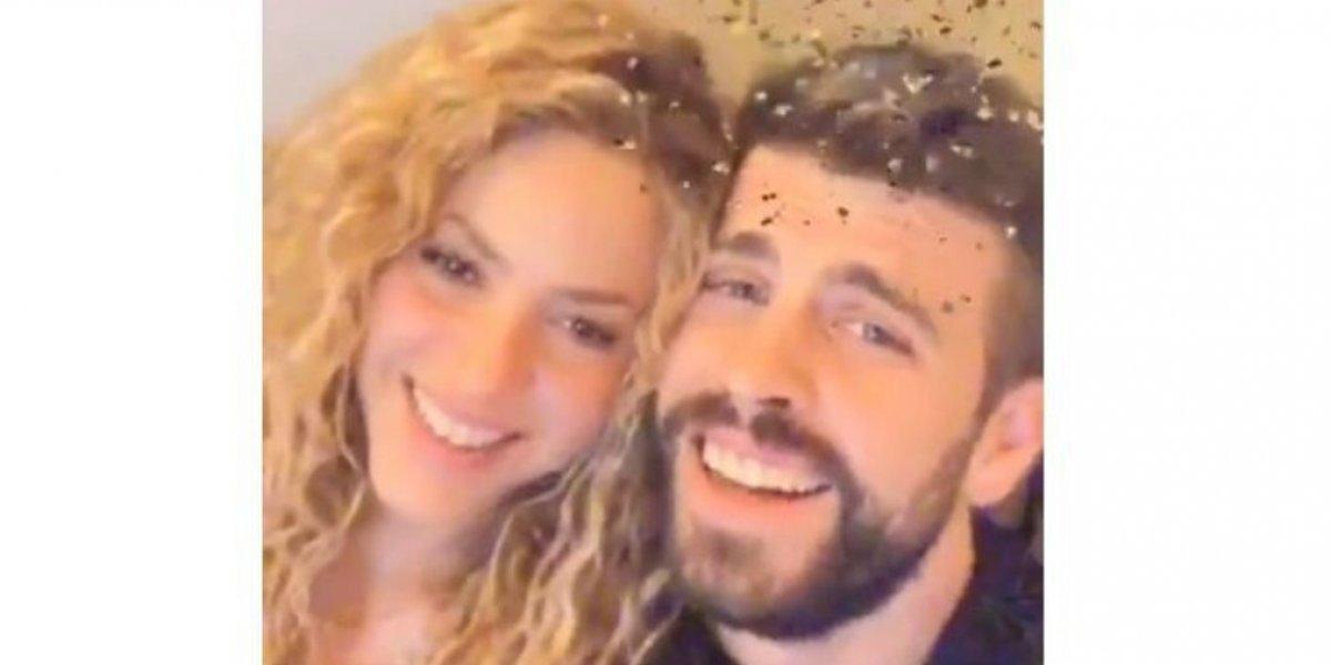Shakira y Piqué celebran felices su cumpleaños a pesar de las dificultades