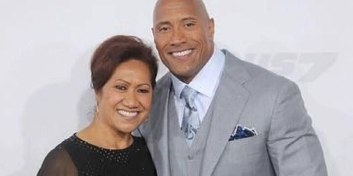 The Rock faz desabafo sobre tentativa de suicídio da mãe