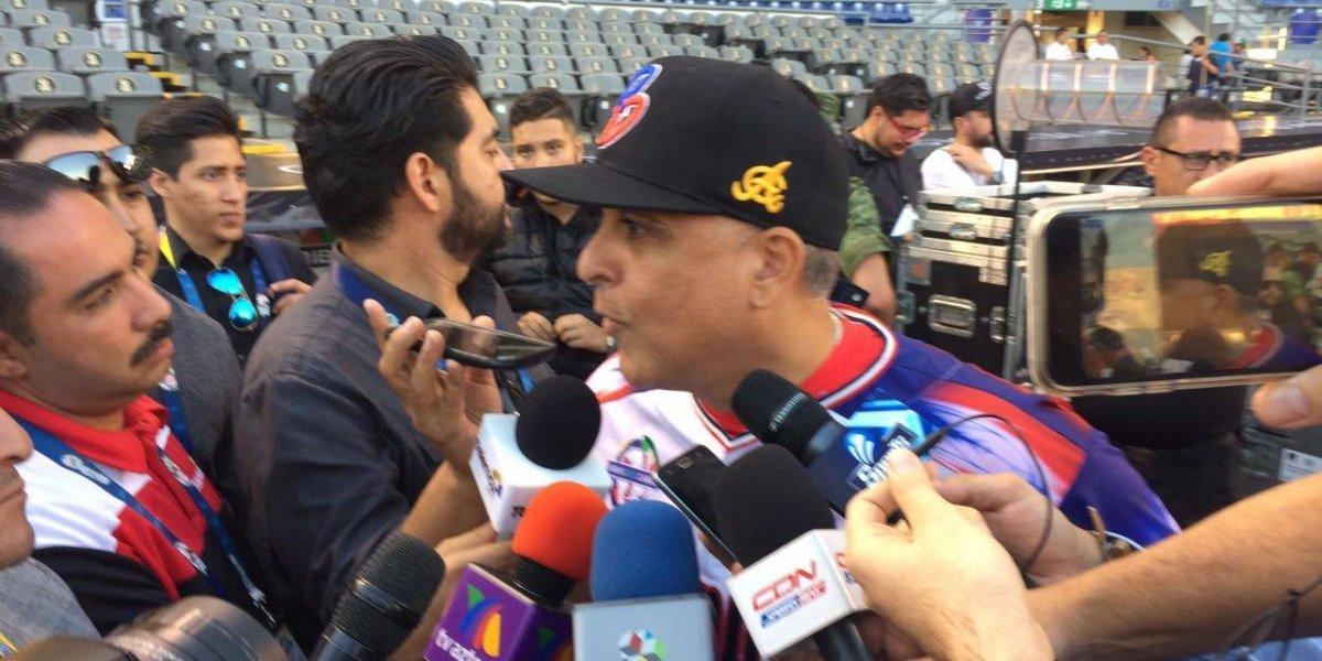 Lino Rivera apuesta por la calidad de su pitcheo en la Serie del Caribe