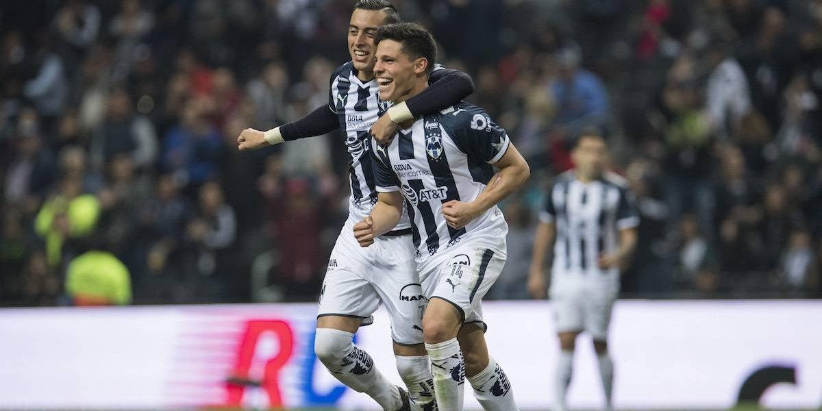¡Manita! Monterrey golea 5-1 al León y es el nuevo líder del torneo