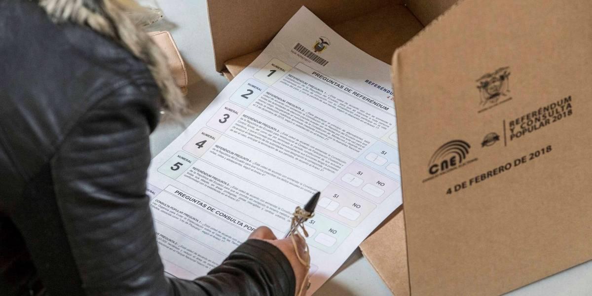 Cedatos: No realizará el exit poll de la Consulta Popular