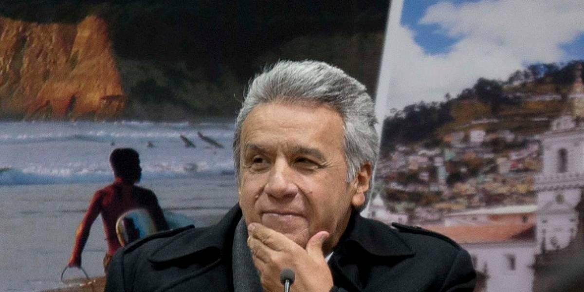 Lenín Moreno y su gabinete recibirán juntos los resultados de la Consulta Popular