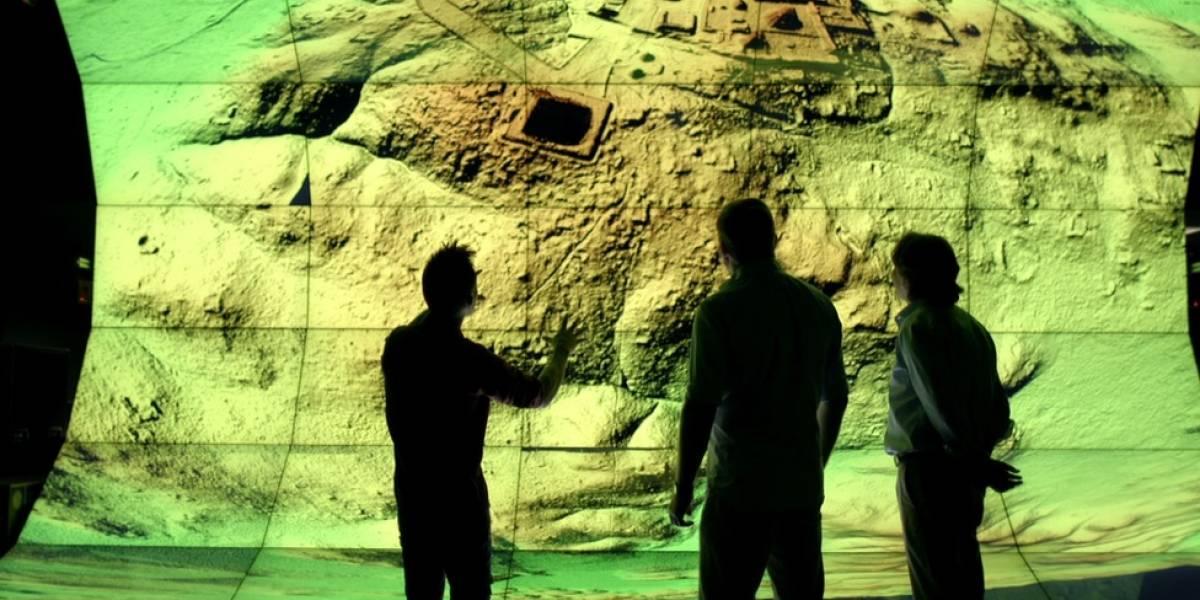 """Megalópole"" maia em plena selva é descoberta com nova tecnologia a laser"