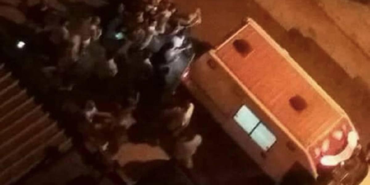 Homem é assassinado dentro de ambulância no Rio de Janeiro