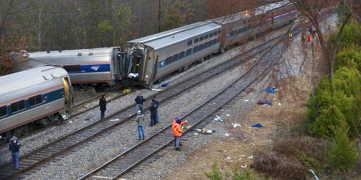 """Choque de trenes en Estados Unidos: """"Sobrevivientes están en buen estado pese a la tragedia"""""""
