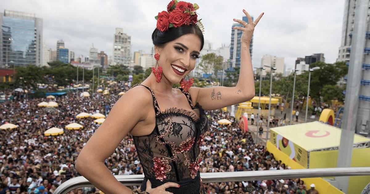 Maria Joana se inspirou em uma espanhola DIVULGAÇÃO/FELIPE PANFILI