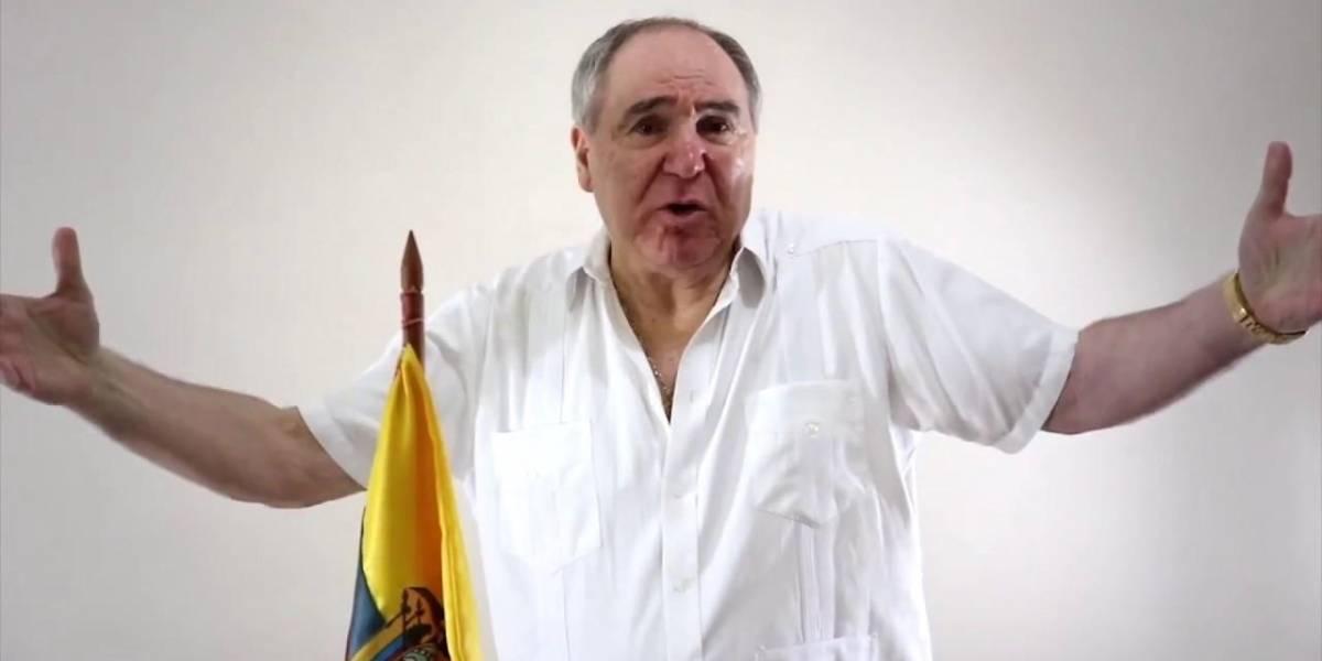 Abdalá Bucaram dice que si gana el Sí deberían ordenar detención contra Correa