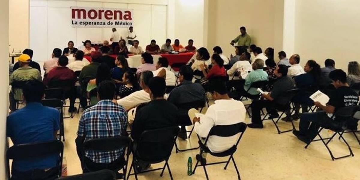 Cancelan asamblea de Morena en Acapulco tras ataque entre militantes