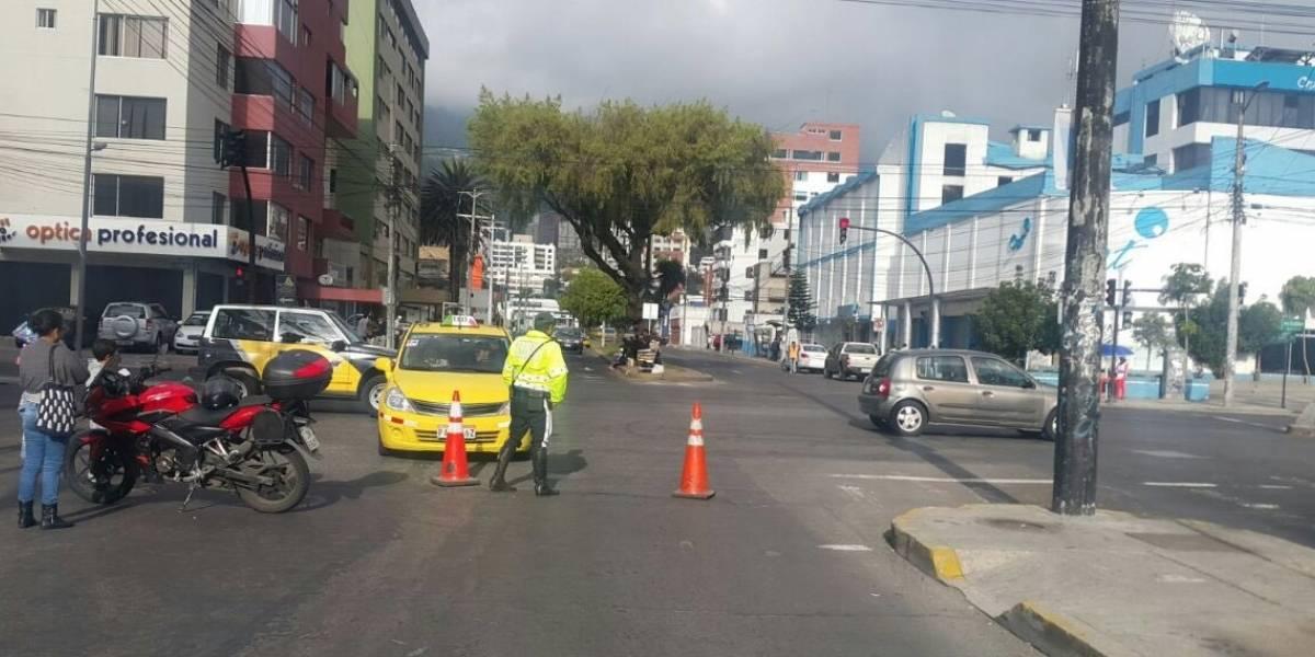 Quito: Estos son los cierres viales por la Consulta Popular