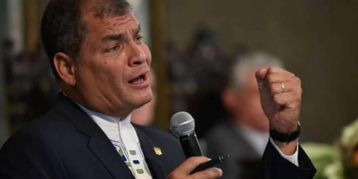 Rafael Correa: Los delegados tienen derecho de verificar conteo de votos