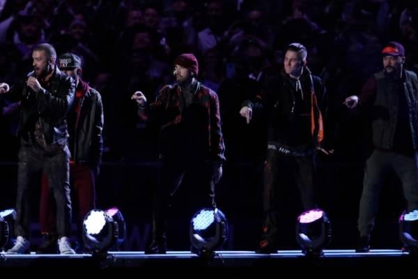 Justin Timberlake medio tiempo Super Bowl